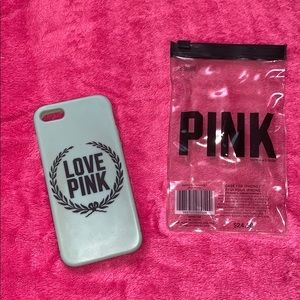 VS PINK iPhone 5 case